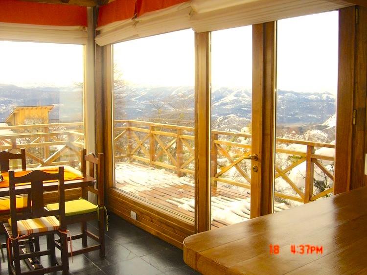 Cabañas en Cerro Chapelco San Martin de los Andes Lanin